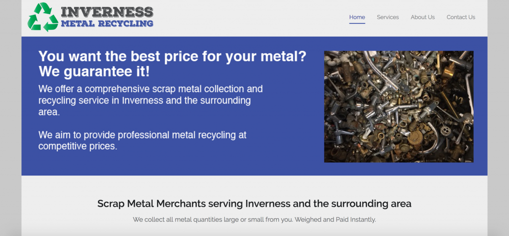 Inverness Metal Recycling