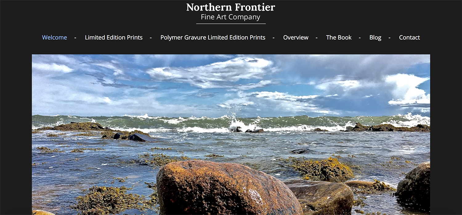 Northern Frontier Fine Art Company
