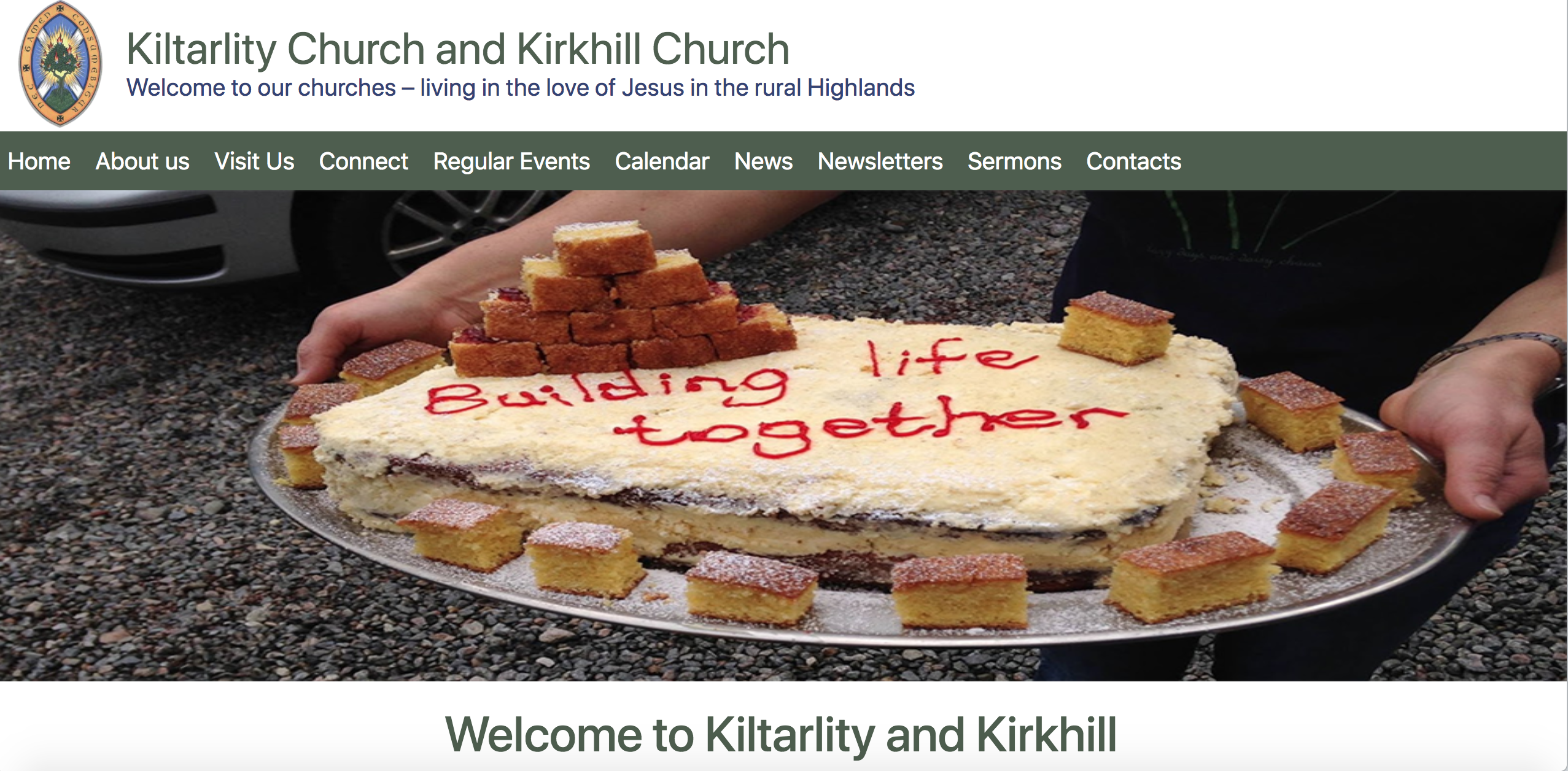 Kiltarlity and Kirkhill Churches